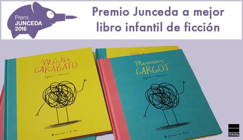 Míster Garabato - Premio Junceda